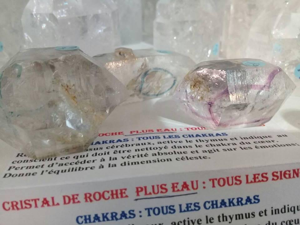 Inclusioni particolari nei cristalli : una storia da raccontare